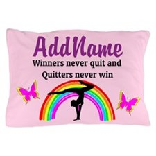 WINNING GYMNAST Pillow Case
