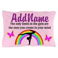 TERRIFIC GYMNAST Pillow Case
