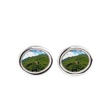 Great Wall of China Cufflinks