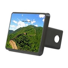 Great Wall of China Rectangular Hitch Cover