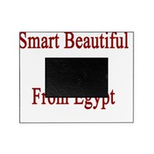 Smart Beautiful And From Egypt  Picture Frame