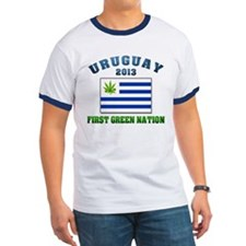 Uruguay First Green Nation 2013 T