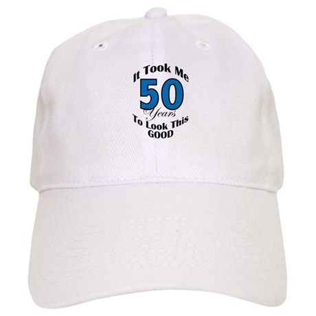 50 Years Old Cap