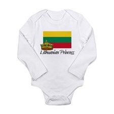 Lithuanian Princess Body Suit