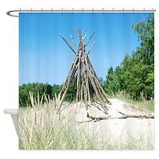 Boberg Shower Curtain