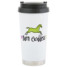 Funny Quarter horse Travel Mug