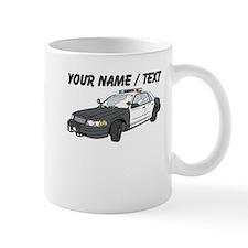 Cop Car Mugs