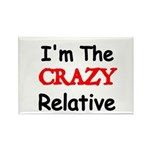 Im the CRAZY Relative 3 Magnets