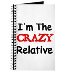 Im the CRAZY Relative 3 Journal