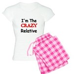 Im the CRAZY Relative 3 Pajamas