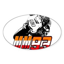 mm93bike3 Decal