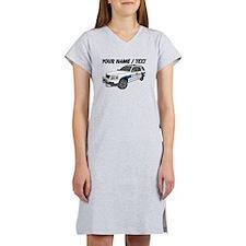 Police SUV Women's Nightshirt