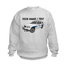 Police SUV Sweatshirt