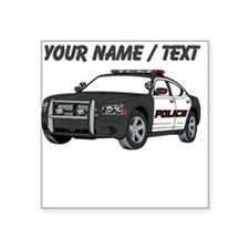 Police Cruiser Sticker