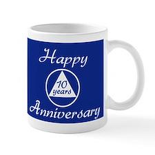 Sobriety Milestone Small Mug