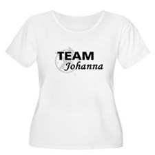 Team Johanna Plus Size T-Shirt