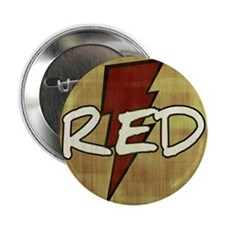 "Red Lightning 2.25"" Button"