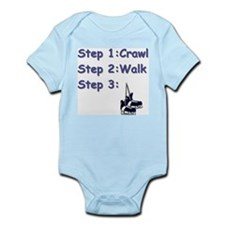 Hockey Baby Infant Creeper Body Suit