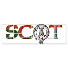 Maclean Clan Bumper Bumper Sticker