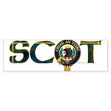 MacLaren Clan Bumper Bumper Sticker
