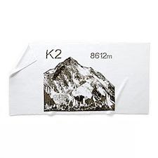 K2-8612.Png Beach Towel