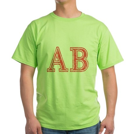 Alpha Beta Green T-Shirt