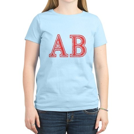 Alpha Beta Womens Light T-Shirt