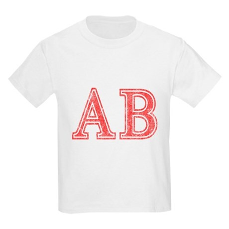 Alpha Beta Kids Light T-Shirt