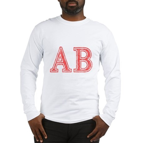 Alpha Beta Long Sleeve T-Shirt