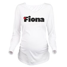 Fiona Long Sleeve Maternity T-Shirt