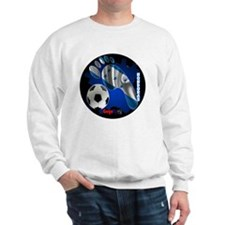 HONDURAS SOCCER CUSTOMIZABLE BRASIL 201 Sweatshirt