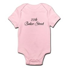 221b Baker Street Body Suit Infant Bodysuit