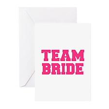Team Bride Greeting Cards (Pk of 20)