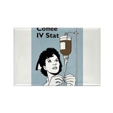 Coffee IV Stat Magnets