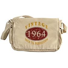 1964 Vintage (Red) Messenger Bag