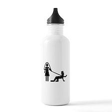 Bachelor party Wedding slave Water Bottle
