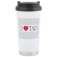 Unique Tap dance Travel Mug