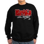 World's Best Farter (oops.. FATH Sweatshirt (dark)