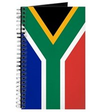 South Africa Flag Journal