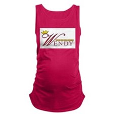 Goddess Maternity Tank Top