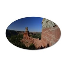 The Lighthouse in Palo Duro  Wall Decal