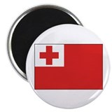 Cute Tonga travel Magnet