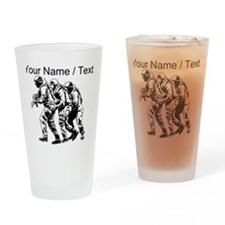 SWAT Team Drinking Glass