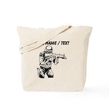 SWAT Team Officer Tote Bag