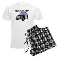 Police Car Pajamas