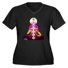 Chakra 6 Plus Size T-Shirt
