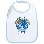 Earth Day : Stop Global Warming Bib