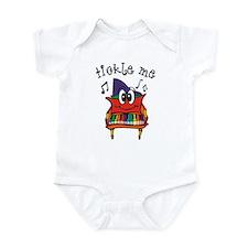 Tickle Me Piano Infant Bodysuit