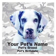 Personalize Pet Gifts! Invitations