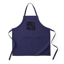 Grill Master Apron (dark)